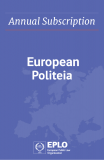 european politeia annual subscription
