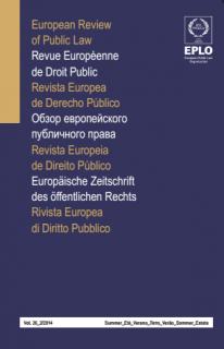 European Review of Public Law