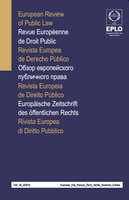 European Review of Public Law