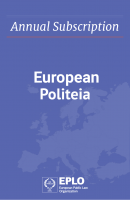 Annual Subscriptions of European Politeia